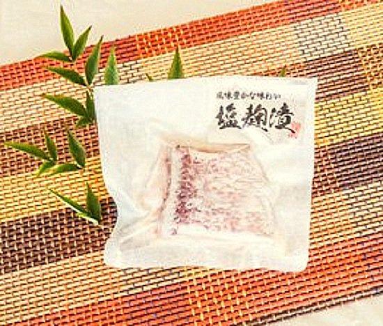 鯛の塩麹漬け(1切れ)【冷凍】