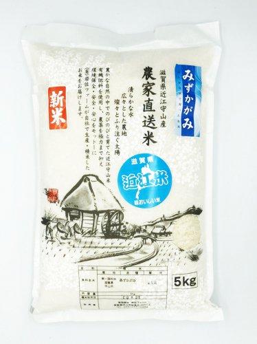 【農家直送】近江米みずかがみ 令和2年産 (岩佐ファーム)
