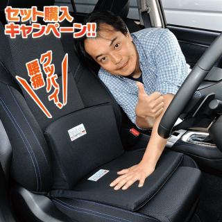 ボディドクター★ザ・シート&バックアップの2点セット