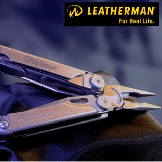 Old-timer×LEATHERMAN マルチハンドツール WAVE アメリカ生まれの多機能ツール