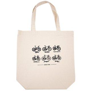 サイクルスポーツ創刊50周年記念トートバッグ