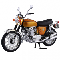 「HONDA DREAM CB750FOUR」1/12スケール  DIECAST MOTORCYCLE キャンディゴールド