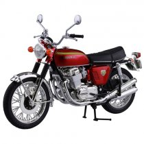 「HONDA DREAM CB750FOUR」1/12スケール  DIECAST MOTORCYCLE キャンディレッド