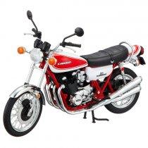 「KAWASAKI 750RS」1/12スケール DIECAST MOTORCYCLE 赤白カラー