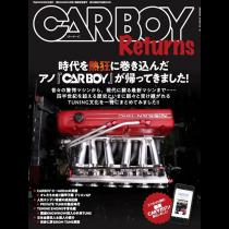 CARBOY Returns!