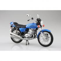 KAWASAKI 750SS MACH IV   1/12スケールDIECAST MOTORCYCLE キャンディーブルー