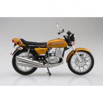 KAWASAKI 750SS MACH IV  1/12スケールDIECAST MOTORCYCLE キャンディーゴールド