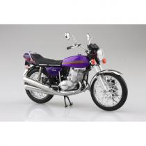 KAWASAKI 750SS MACH IV  1/12スケールDIECAST MOTORCYCLE キャンディーパープル