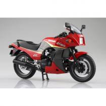 KAWASAKI GPZ900R   1/12スケール  DIECAST MOTORCYCLE 赤/灰