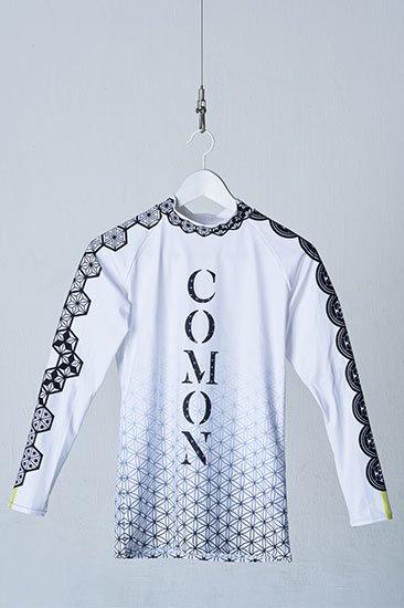 COMON UNDER �SHIPPO� White