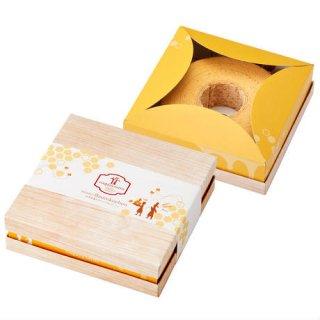 【引出物としても人気!】 岐阜県産はちみつバウムクーヘン Sサイズ