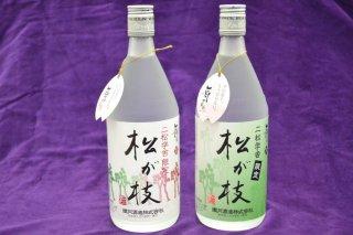 【二松学舎オリジナル】米焼酎「松が枝」 ※単品販売