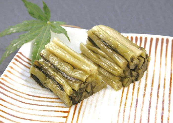 お味噌漬け(野沢菜)350g