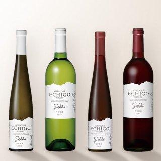 越後ワイン製品|越後ワイナリー