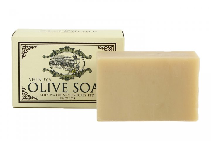 SHIBUYA OLIVE SOAP 100g