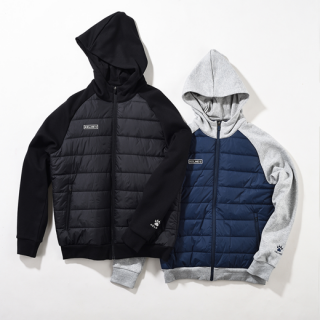SWEAT-PARKA<img class='new_mark_img2' src='https://img.shop-pro.jp/img/new/icons16.gif' style='border:none;display:inline;margin:0px;padding:0px;width:auto;' />