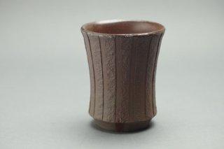 備前焼ビアカップ(E)・�田裕之
