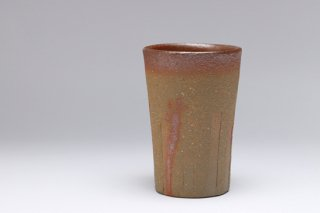 備前焼ビアカップ(J)・�田裕之