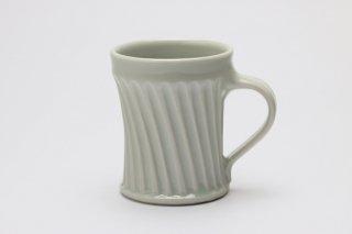 マグカップ(磁器)岡崎勉