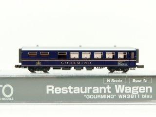 5280 アルプスの青いレストランカー WR3811 <GOURMINO>