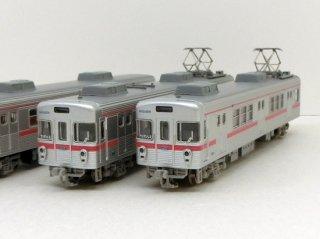 A6690 長野電鉄 3600系 冷改・冬 3両セット