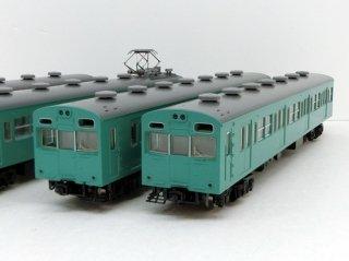 98347 103 1000系通勤電車(常磐・成田線・非冷房車)基本セット(4両)