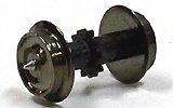 29-950-7 EC用ギヤ車輪黒短 (1個)