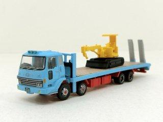 133 いすゞニューパワー 重機運搬車(クローラークレーン)