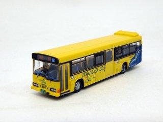 205 日野レインボーHRノンステップ 十勝バス(北海道)