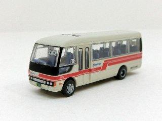 270 三菱ふそうローザKK-BE63GE 西鉄バス久留米