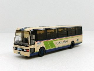283 中国バス 三菱ふそうMS7