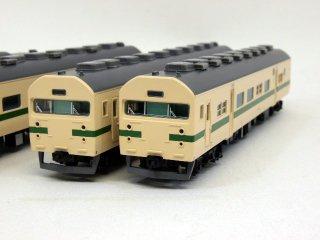 A2290 715系国鉄色 両端切妻編成 基本4両セット
