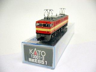 13001-3 西武鉄道 E851