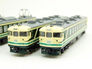 10-466 165系なのはな 6両セット 幌・付属品取付