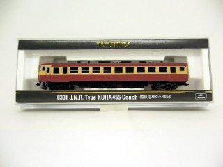 8331 国鉄電車 クハ455形 (最新ロット)