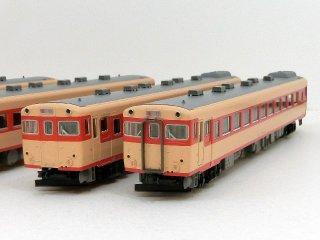 10-1531 キハ58系(非冷房車) 急行「いいで」 7両セット