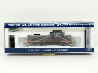 2230 DE10(JR九州黒色塗装B)