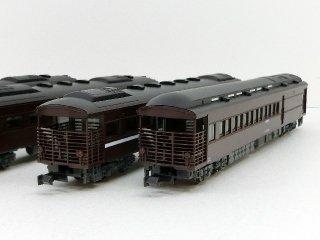 10-1500 35系4000番台 <SL「やまぐち」号> 5両セット