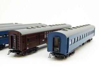 10-1388 寝台急行「つるぎ」5両増結セット