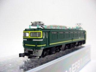 [11月再生産] 3066-2 EF81 トワイライトエクスプレス色