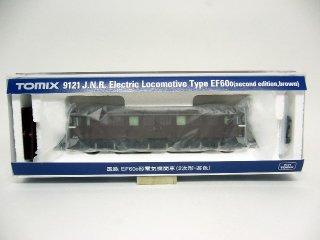 9121 国鉄 EF60-0形電気機関車(2次形・茶色)