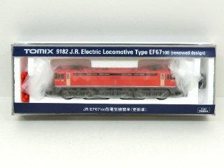 9182 JR EF67 100形電気機関車(更新車)