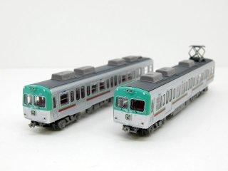 〔2両セット!〕 上毛電気鉄道 デハ711+クハ721 (655+656)
