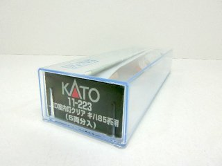 11-223 LED室内灯クリア キハ85系用 5両分入