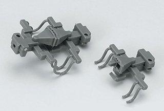 11-704 KATOカプラー密連形A グレー (アーノルドカプラー用 20個入)