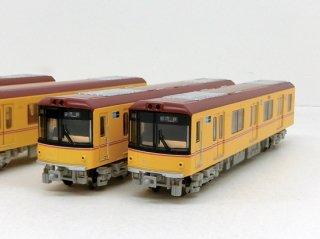[12月(←←07月)新製品] 6011 東京メトロ銀座線 1000系後期型 6両セット