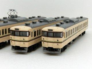 92923 JR115-1000系福知山線色タイプ4両セット