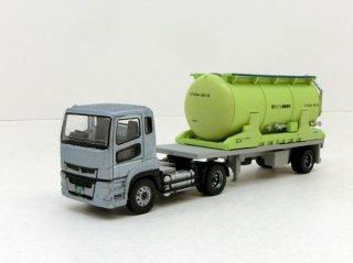 097 三菱ふそうスーパーグレート コンテナトレーラー (ガスケミカル西日本UT20Aタイプ)