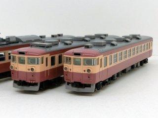 98379 455(475)系急行電車基本セット(3両)