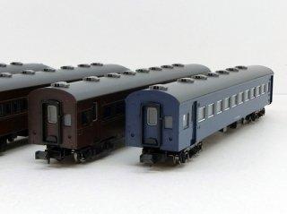 98712 旧型客車(東北本線普通列車)セット(6両)